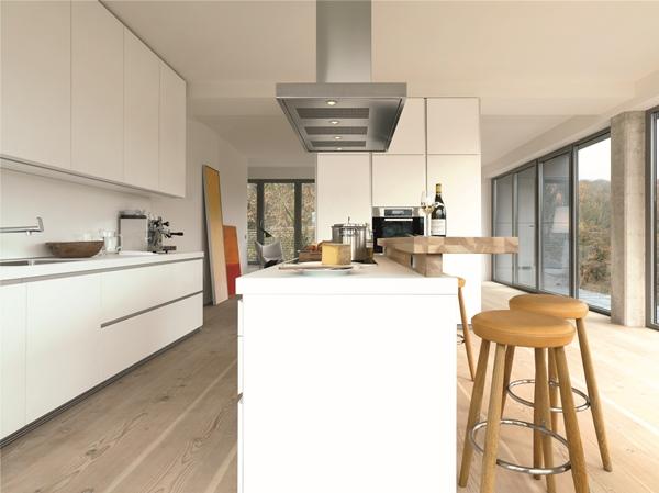 cuisine d'architecture